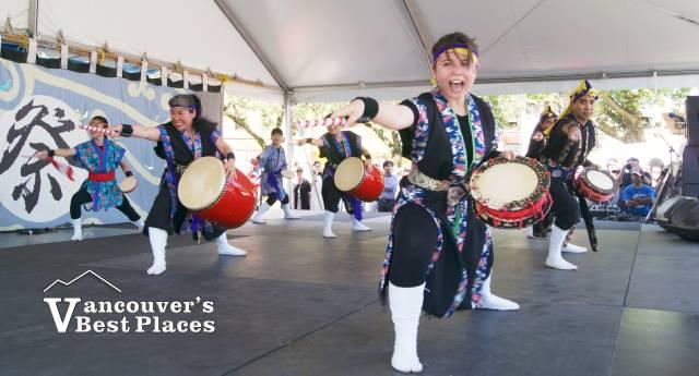 Vancouver Okinawa Taiko Drummers