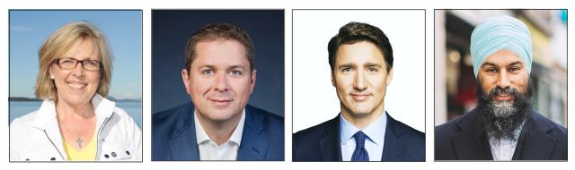 2019 Canadian Election in Vancouver