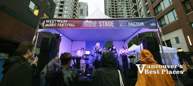 Westward Music Festival Street Party