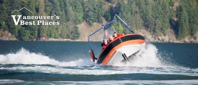 Sea Safari Boating Fun