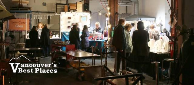 Vancouver's Eastside Culture Crawl