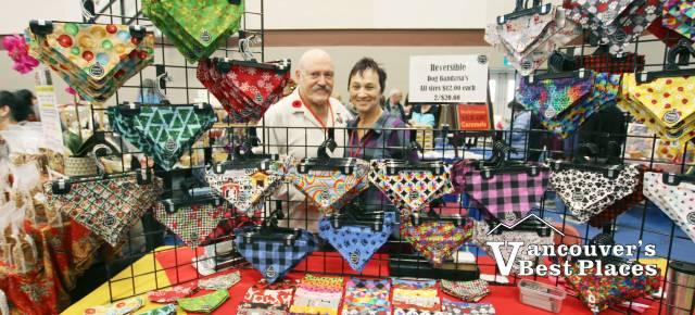 Artisan Vendors at Christmas Craft Market