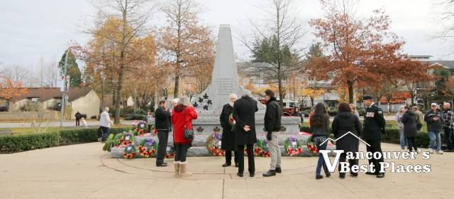Pitt Meadows on Remembrance Day