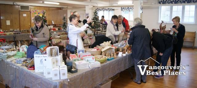 Church Christmas Craft Sale