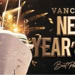 2020 NYE Boat Party Ad