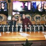 Bar Staff at Tap and Barrel Shipyards