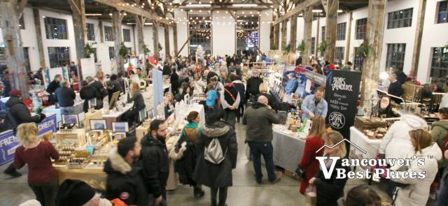 Christmas Market at the Shipyards