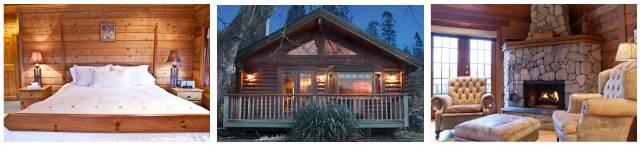Sandpiper Rustic Cabin