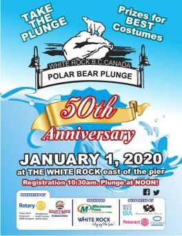 White Rock Polar Bear Swim