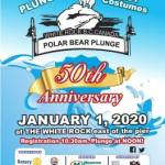 White Rock Polar Bear Plunge 2020 Poster