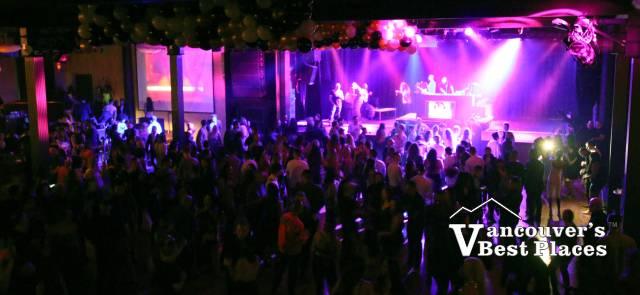 New Year's Eve at Commodore Ballroom