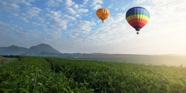 FlyOver Canada's Soar Over Taiwan
