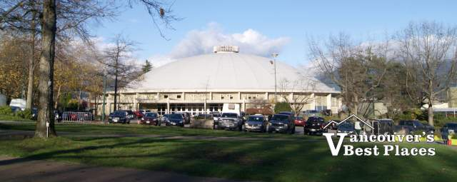 Agrodome at the PNE