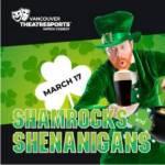 Shamrocks and Shenanigans at VTSL