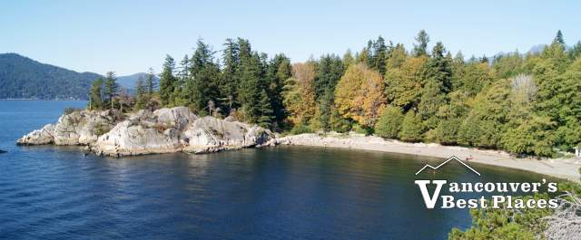 Whytecliff Park in Fall