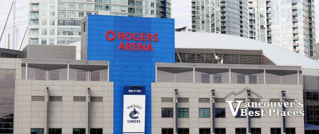 Vancouver's Rogers Arena