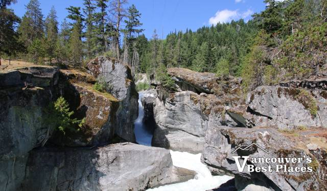 Nairn Falls Waterfalls