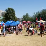 Canada Day in North Vancouver