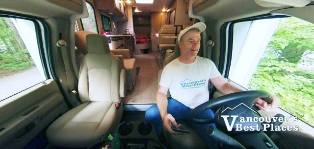Driving an RV