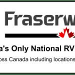 Fraserway RV Banner Advertisement