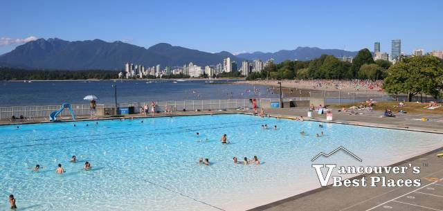 Vancouver Outdoor Swimming Pools