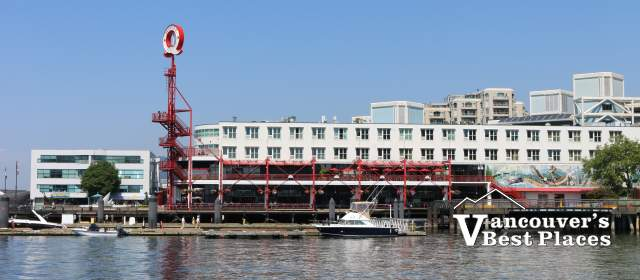 Lonsdale Quay Market and Hotel