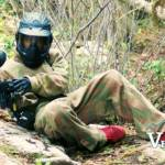 Paintballing in the Bushes