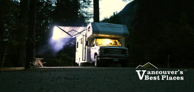 RV Camping in the Fall