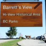 Barrett's View on Cypress