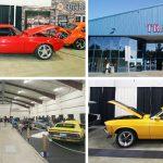Car Show at Tradex