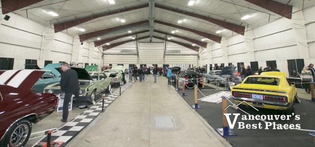 Wings and Wheels at TRADEX