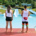 Lifeguards at Bridal Falls Waterpark