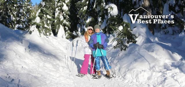 Mount Seymour Snowshoeing