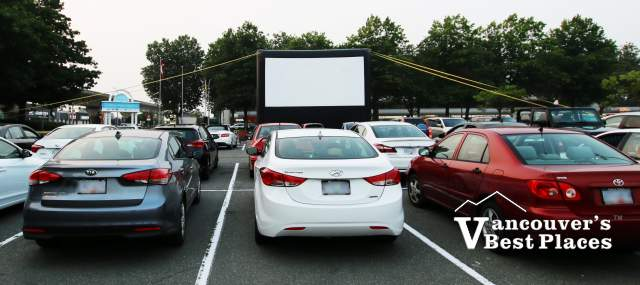 Outdoor Drive-in Movies