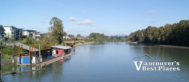 Fort Langley Fraser River