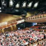 Interior of Queen Elizabeth Theatre