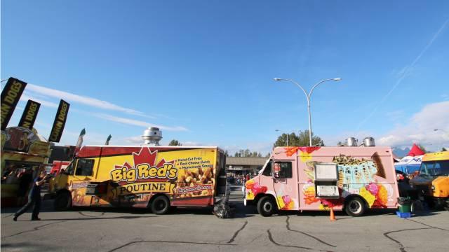 Vancouver Food Truck Festivals