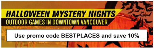 Vancouver Mysteries