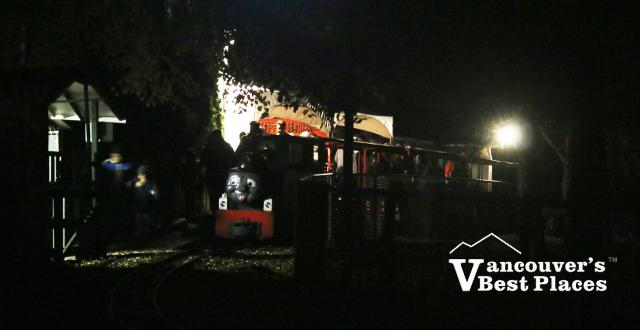 Bear Creek Halloween Train