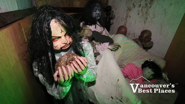 Brinkworth Dungeon Horror Scene