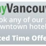 StayVancouverHotels Visa Gift Card Promotion
