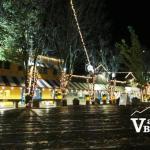 Granville Island Shops at Night