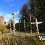 Stanley Park Totem Poles