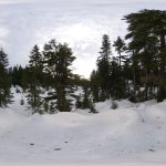 Grouse Snowshoeing 360 Photo