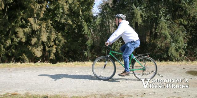 Cycling in the Lower Mainland