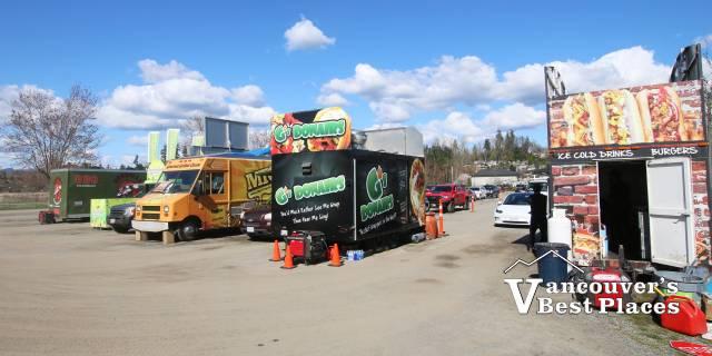 Drive-Thru Food Truck Events