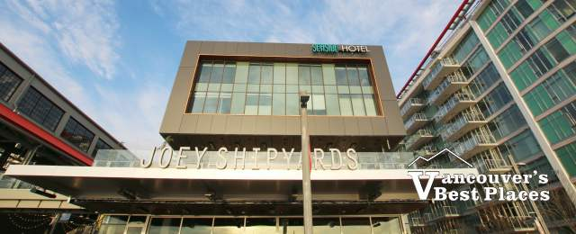 Vancouver's Executive Hotels