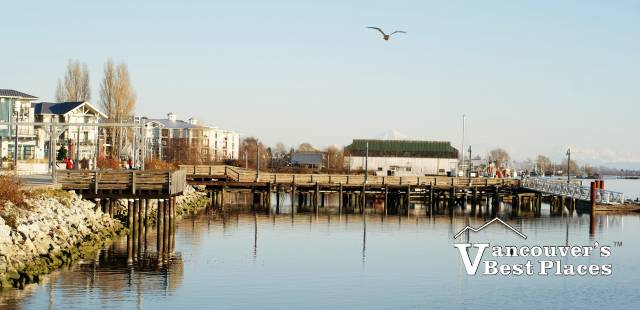 Steveston Village Waterfront