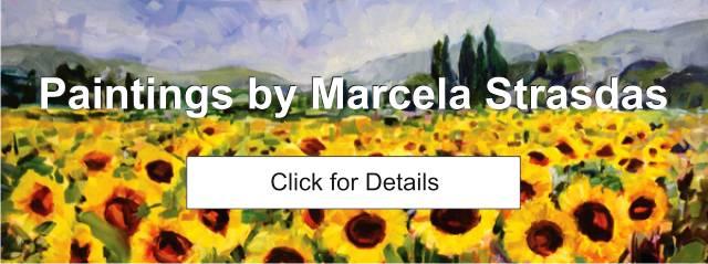 Paintings by Marcela Strasdas