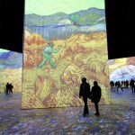 Van Gogh Paintings and Silhouettes (FB)